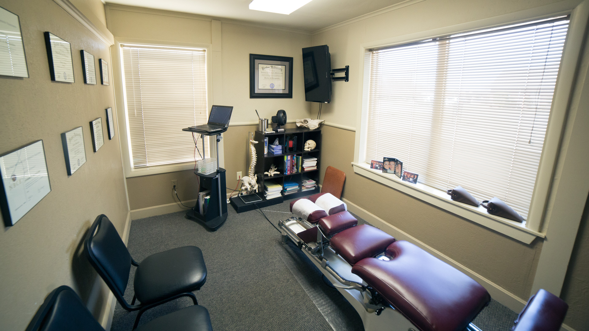 Chiropractic » Seubold Chiropractic Clinic